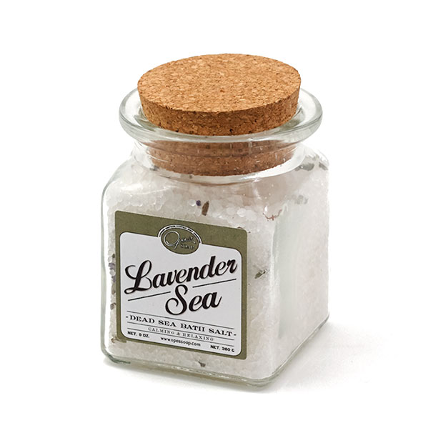 Lavender Sea Bath Salt