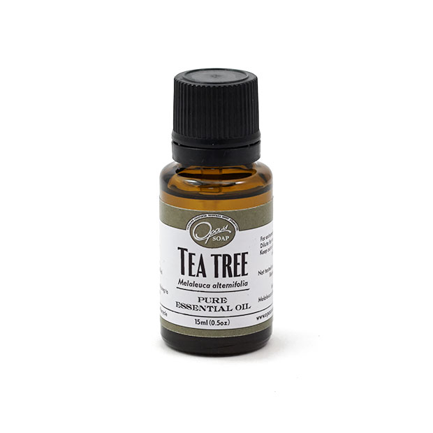 Tea Tree Organic (Melaleuca alternifolia)