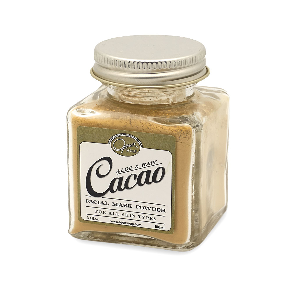 Cacao Facial Mask Powder