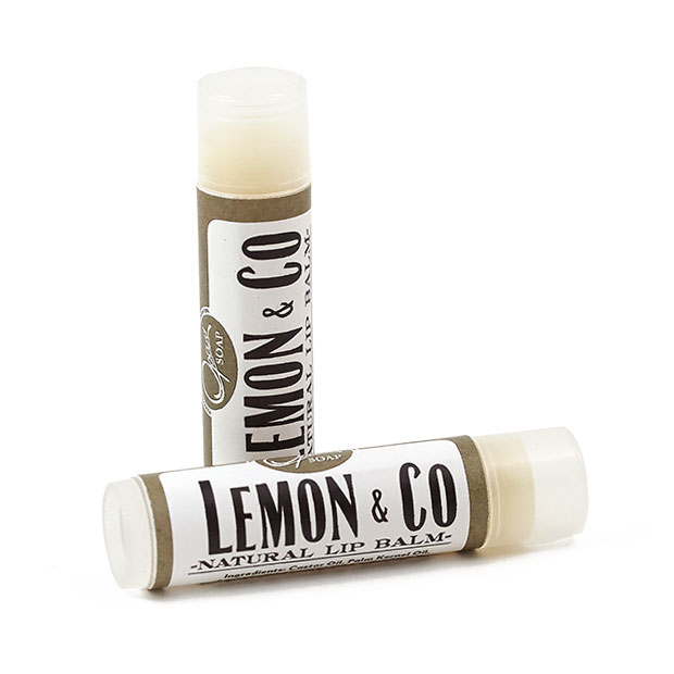 Lemon & Co Lip Balm