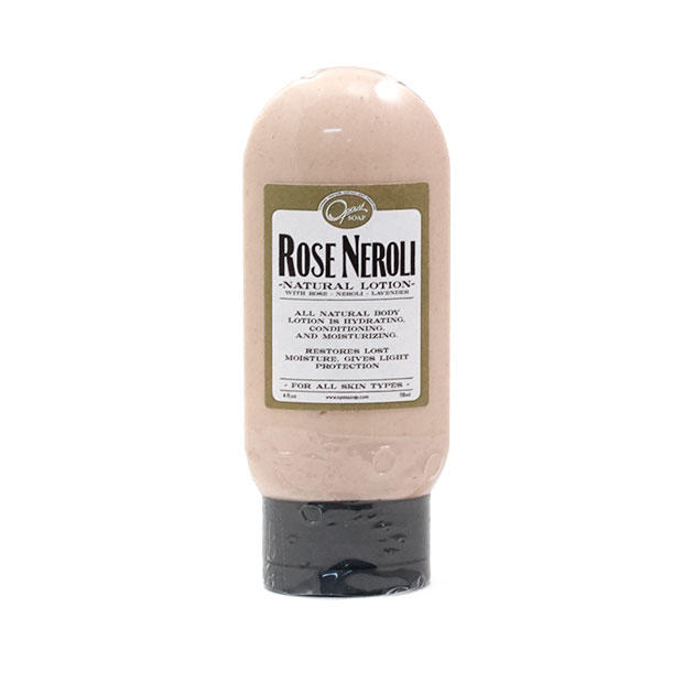 Rose Neroli Lotion