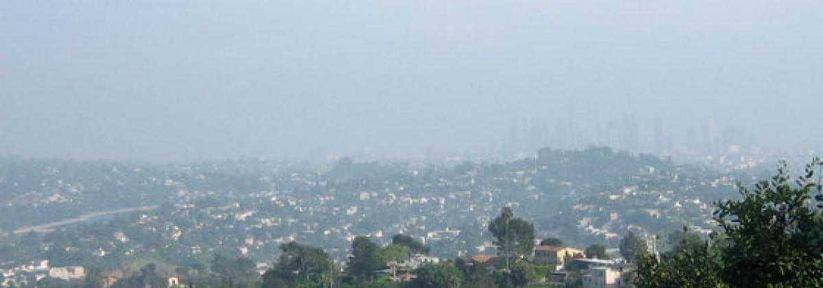 Environmental issues of California