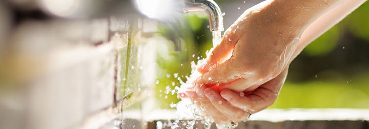 How often should I wash my hands?