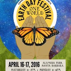 Santa Barbara Earth Day Festival 2016