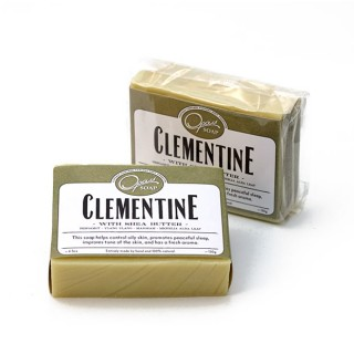 Clementine Soap